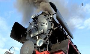 Dampftage im sächsischen Eisenbahnmuseums Chemnitz-Hilbersdorf