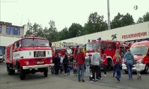 Feuerwehrfest in Lichtenstein