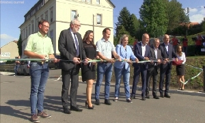 Ortsdurchfahrt Leubsdorf freigegeben
