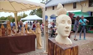 HolzKunstMarkt in Lichtenstein