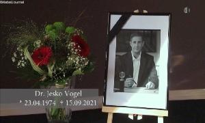 Abschied von Oberbürgermeister Dr. Jesko Vogel