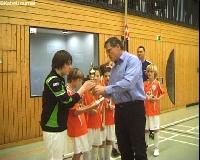 Sieger war der TSV Germania Chemnitz